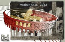 Per il 120° Veronafil un Foglietto Erinnofilo dall'Ipzs
